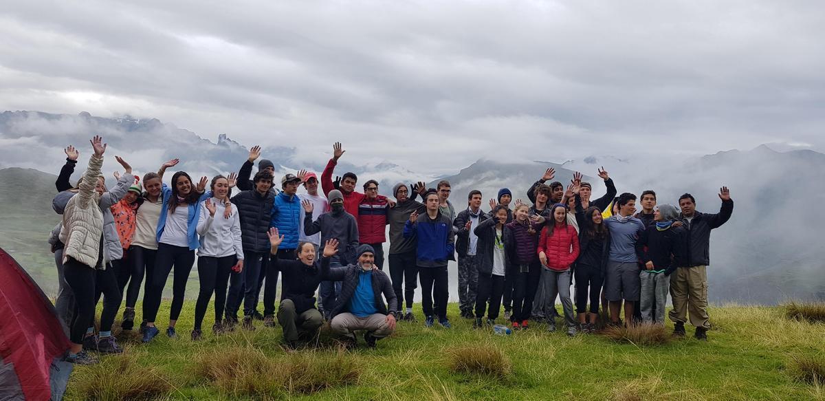 S4 in Cusco